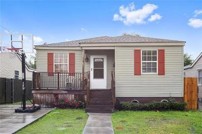 Gretna Single Family Home For Sale: 907 21st Street