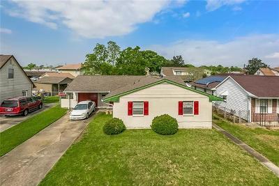 Gretna Single Family Home For Sale: 664 National Avenue