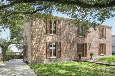 New Orleans Single Family Home For Sale: 159 Country Club Drive