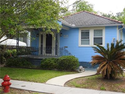 Arabi Single Family Home Pending Continue to Show: 849 Mehle Street