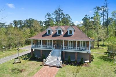 Covington Single Family Home For Sale: 72614 Military Road