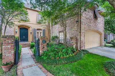 Metairie Single Family Home For Sale: 25 Savannah Ridge Lane