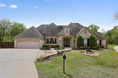 Madisonville Single Family Home For Sale: 509 Swift Fox Run