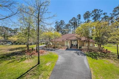 Covington Single Family Home For Sale: 46 Pinecrest Drive