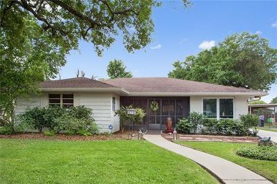 Single Family Home For Sale: 6314 Carlson Drive