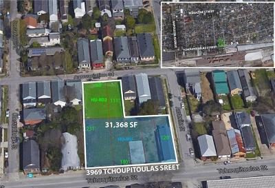 Residential Lots & Land For Sale: 3969 Tchoupitoulas Street