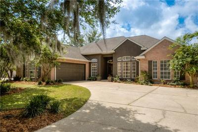 Slidell Single Family Home Pending Continue to Show: 607 Whitney Drive