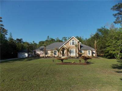 Slidell Single Family Home Pending Continue to Show: 1039 Woodview Drive