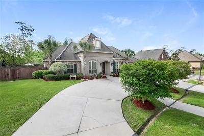 Covington Single Family Home For Sale: 405 Shady View Lane