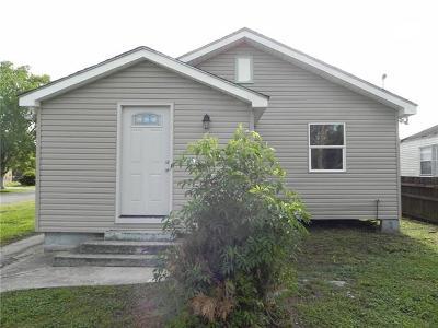 Single Family Home For Sale: 1602 Tita Street