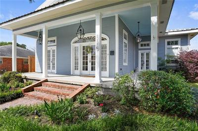 Metairie Single Family Home Pending Continue to Show: 1116 Phosphor Avenue