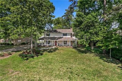Single Family Home For Sale: 917 Winona Drive