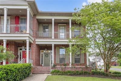 Lakeview Townhouse For Sale: 6980 Orleans Avenue