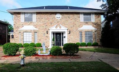 Single Family Home For Sale: 172 Macque Drive
