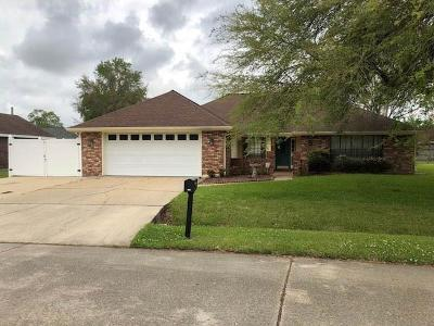 Luling LA Single Family Home For Sale: $259,900
