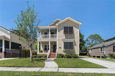 Metairie Single Family Home For Sale: 315 W Maple Ridge Drive