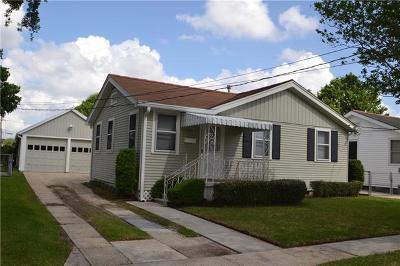 Jefferson Single Family Home For Sale: 531 Tucker Avenue