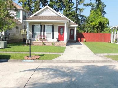 Marrero Single Family Home For Sale: 4308 Le Mans Drive