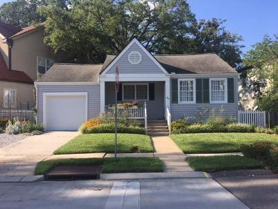 Metairie Single Family Home For Sale: 115 Avalon Way