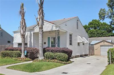 Jefferson Single Family Home For Sale: 25 San Jose Avenue