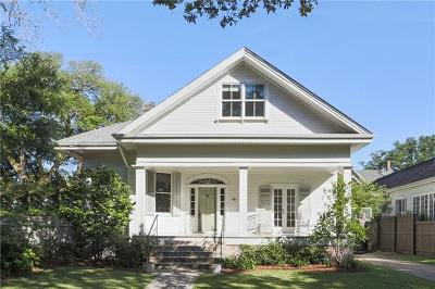 Single Family Home Pending Continue to Show: 411 Audubon Street