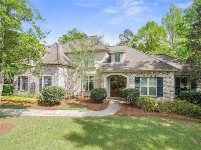 Madisonville Single Family Home For Sale: 140 Glendurgan Way