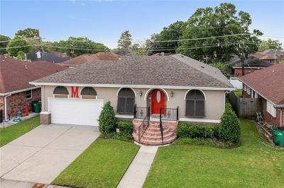 Harvey Single Family Home For Sale: 2321 S Friendship Drive