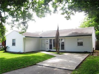 Single Family Home For Sale: 703 River Oaks Drive