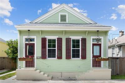 Single Family Home For Sale: 1512 Joliet Street