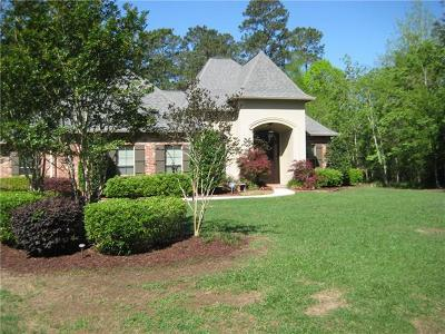 Madisonville Single Family Home Pending Continue to Show: 289 Le Cirque Street