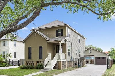 Single Family Home For Sale: 1529 Athis Street