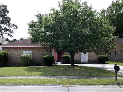 Slidell Single Family Home Pending Continue to Show: 311 Westminster Drive