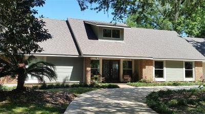 Destrehan, St. Rose Single Family Home For Sale: 2105 Ormond Boulevard