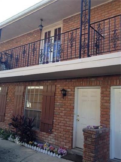Kenner Condo For Sale: 1629 42nd Street #2