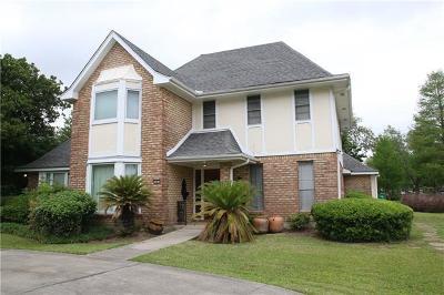 Metairie Single Family Home For Sale: 5201 Avron Boulevard