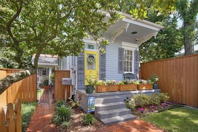 New Orleans Single Family Home For Sale: 721 Toledano Street