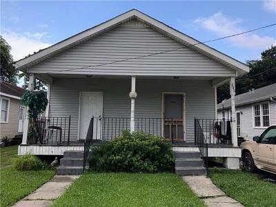 Arabi Multi Family Home For Sale: 838 Lebeau Street