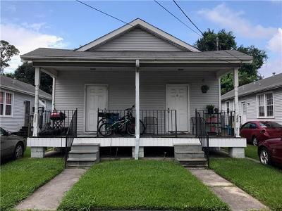 Arabi Multi Family Home For Sale: 844 Lebeau Street
