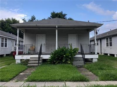 Arabi Multi Family Home For Sale: 850 Lebeau Street