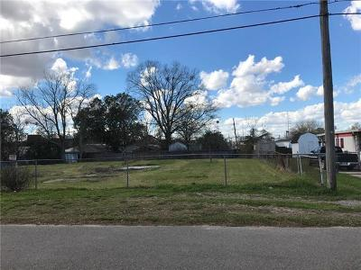 River Ridge, Harahan Residential Lots & Land For Sale: 300 Marmandie Avenue
