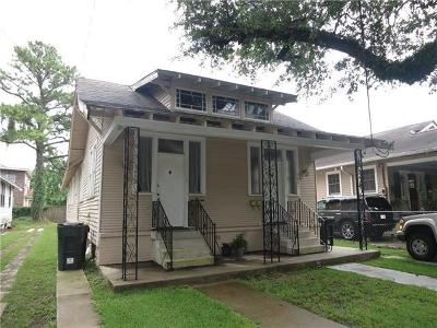 New Orleans Multi Family Home For Sale: 2421 State Street
