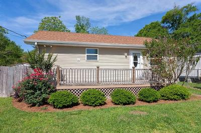 Slidell Single Family Home Pending Continue to Show: 405 W Howze Beach Rd Drive