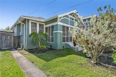 New Orleans Single Family Home For Sale: 2130 Jena Street