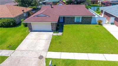 Harvey Single Family Home For Sale: 1012 Curtis Street