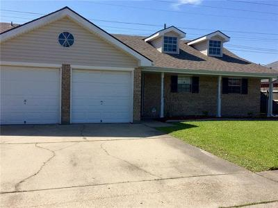 Single Family Home For Sale: 3928 Crossmor Drive