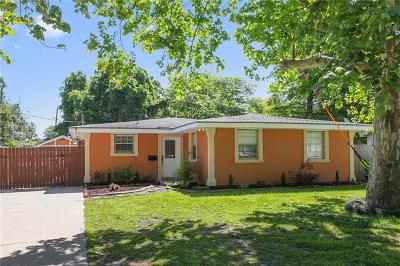 Metairie Single Family Home For Sale: 2429 Maine Avenue