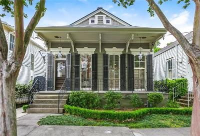 New Orleans Single Family Home Pending Continue to Show: 4919 Dryades Street