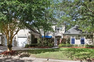 New Orleans Single Family Home For Sale: 3 Lakeway Court