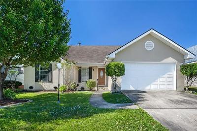 Slidell Single Family Home For Sale: 139 Eden Isles Drive