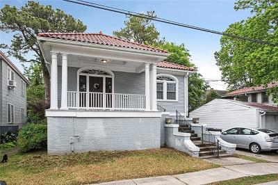 New Orleans Multi Family Home Pending Continue to Show: 4917 S Miro Street